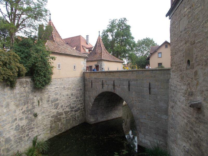 - Gates and Walls Rothenburg ob der Tauber