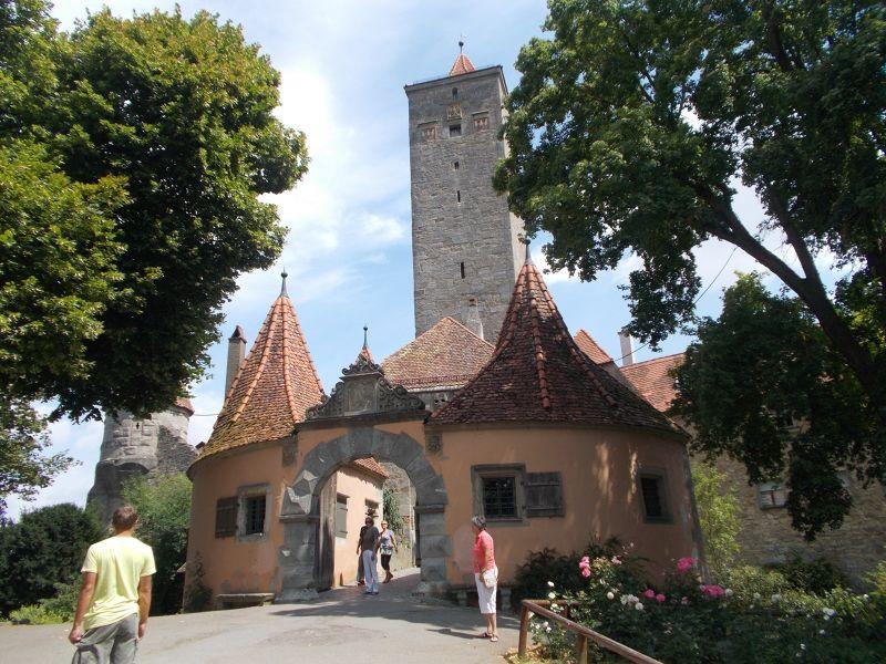Gateway - Rothenburg ob der Tauber