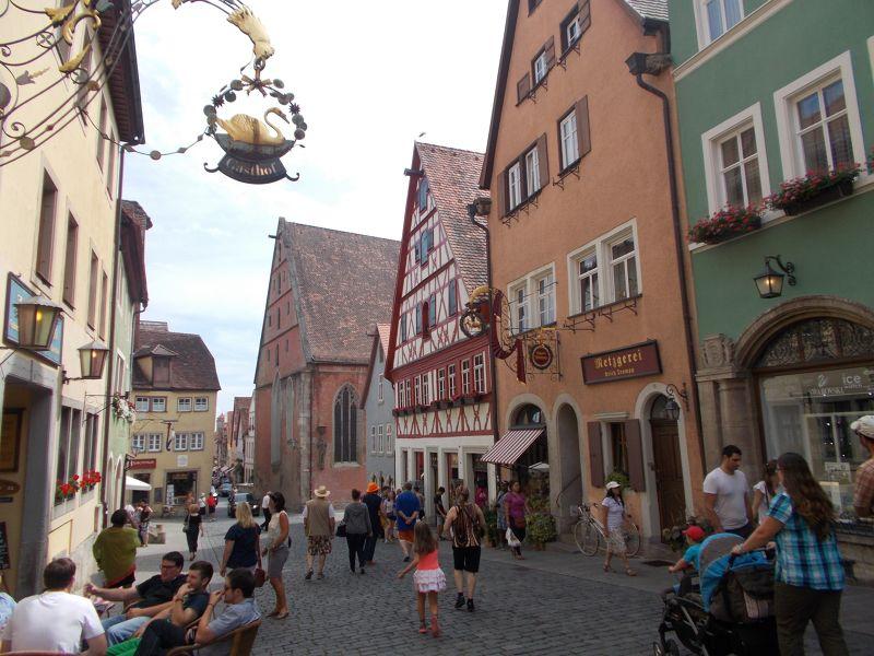 - Rothenburg ob der Tauber