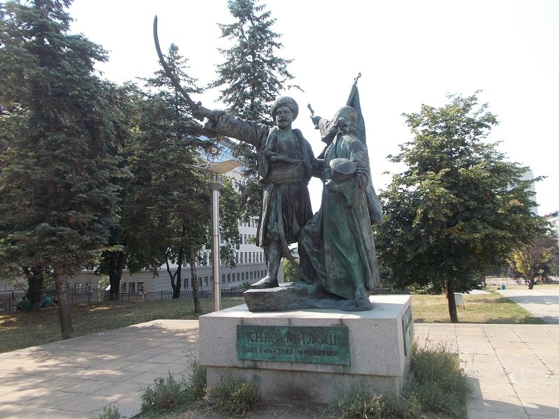 Statue - Belgrade