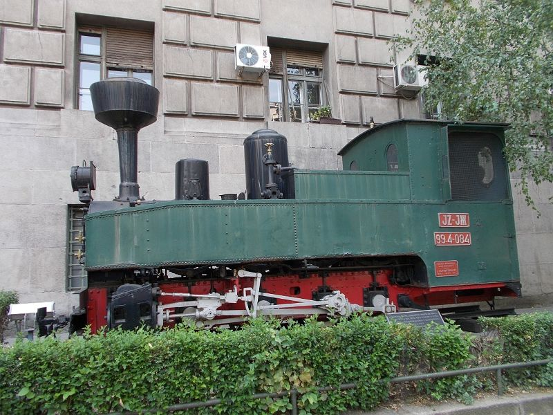 The Railway Museum - Belgrade