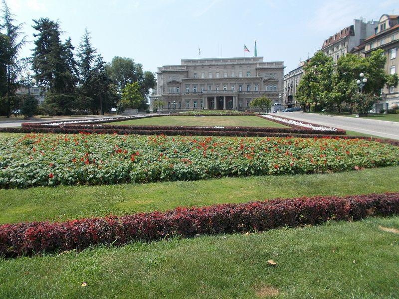 Pioneers Park - Belgrade