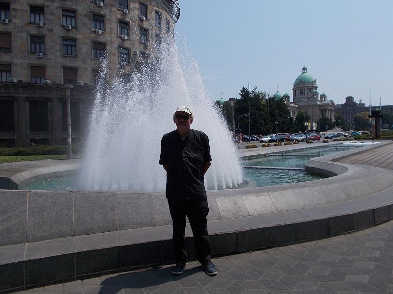 Trg Nikole Pasica - Belgrade
