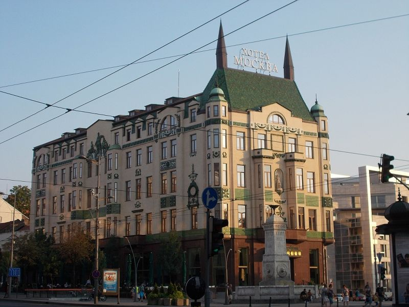 The Hotel Moscow - Belgrade