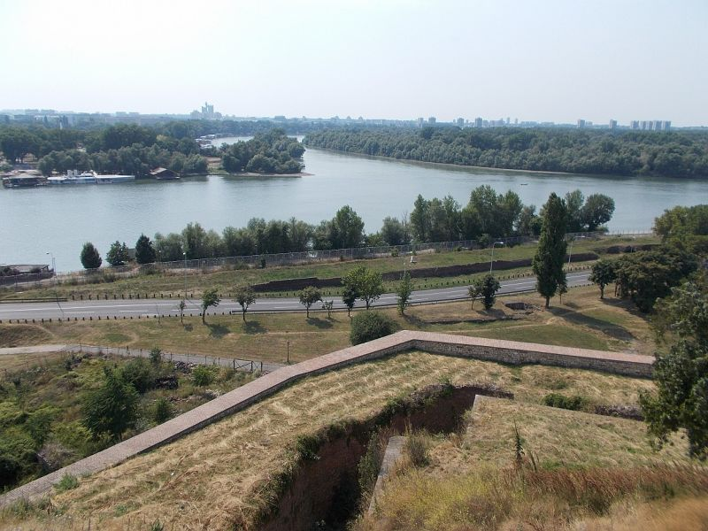 Kalemegdan Fortress - Views - Belgrade