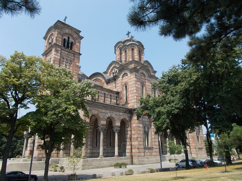 Saint Mark's Church - Belgrade