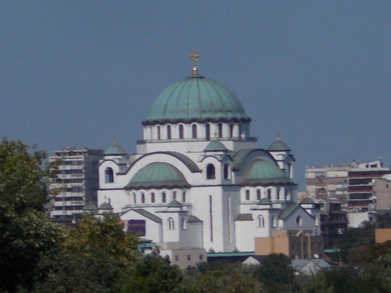 Saint Sava's Temple - Belgrade