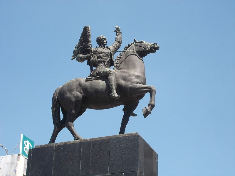 Monument To The Liberators Of Nis