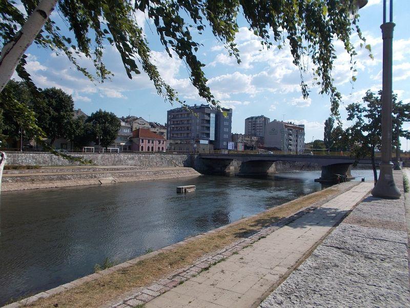 The Nisava River