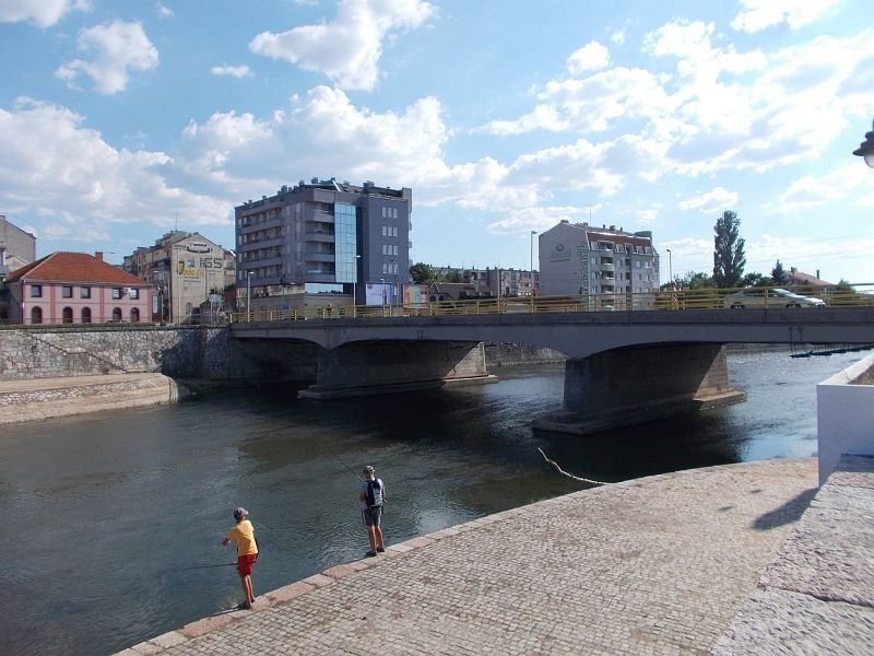 The Nisava River