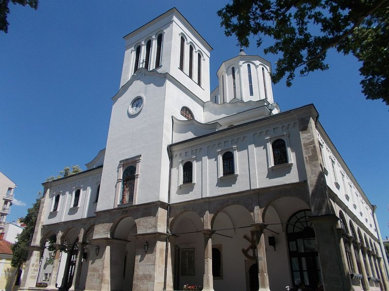 Nis Orthodox Cathedral