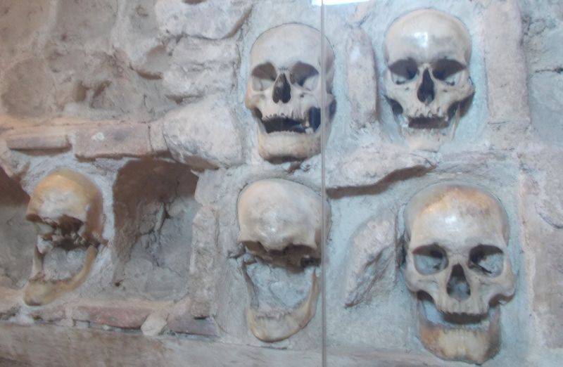 The Skull Tower