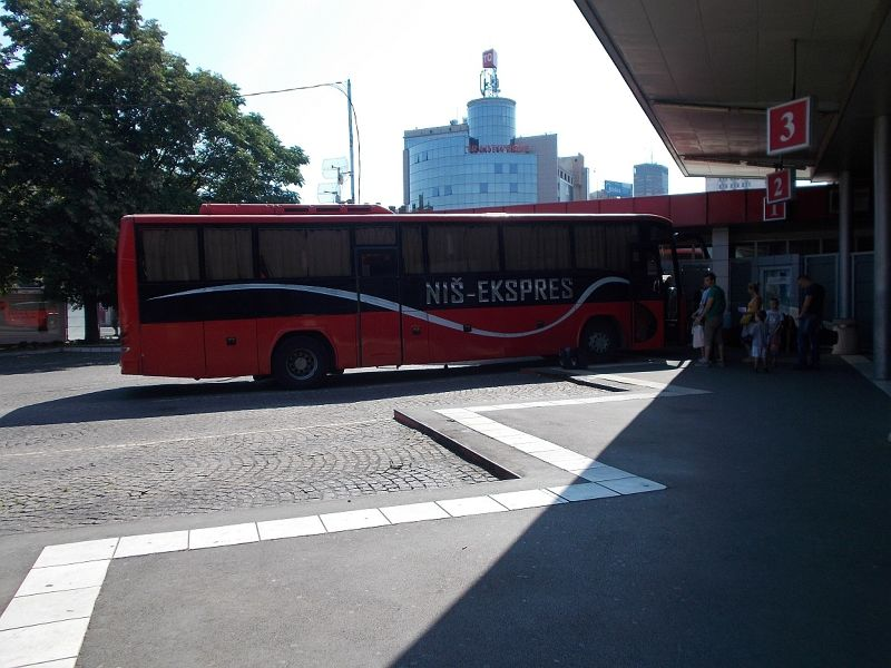 Bus To Nis