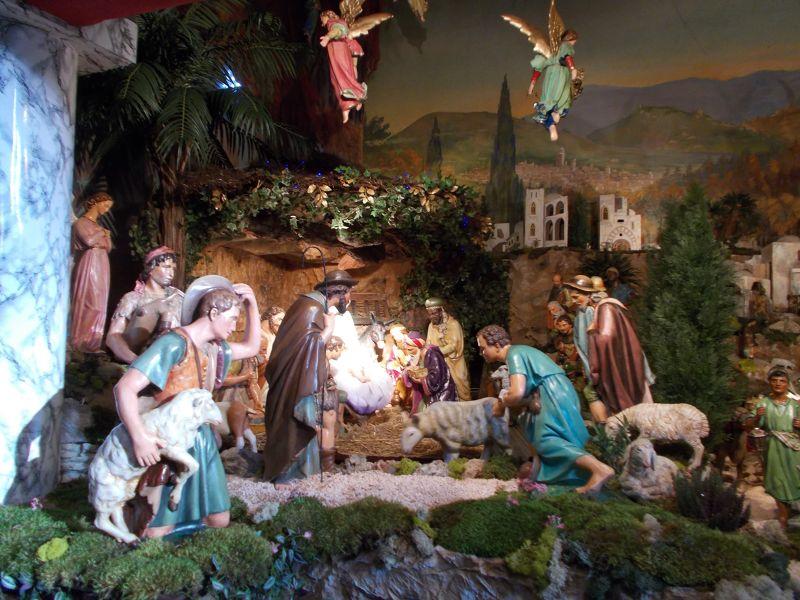 Nativity in Eglise Notre Dame d'Espérance - Cannes