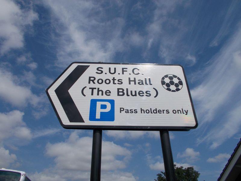 Southend Football Club.