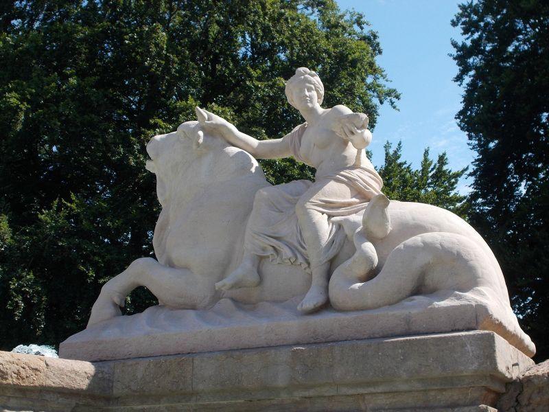 The Wittelsbach Fountain - Munich