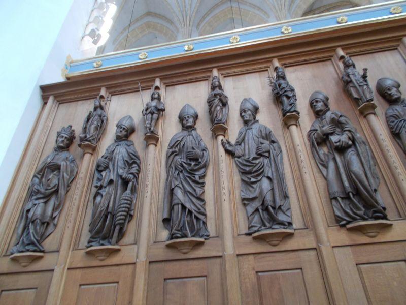 Inside Munich Cathedral - Munich