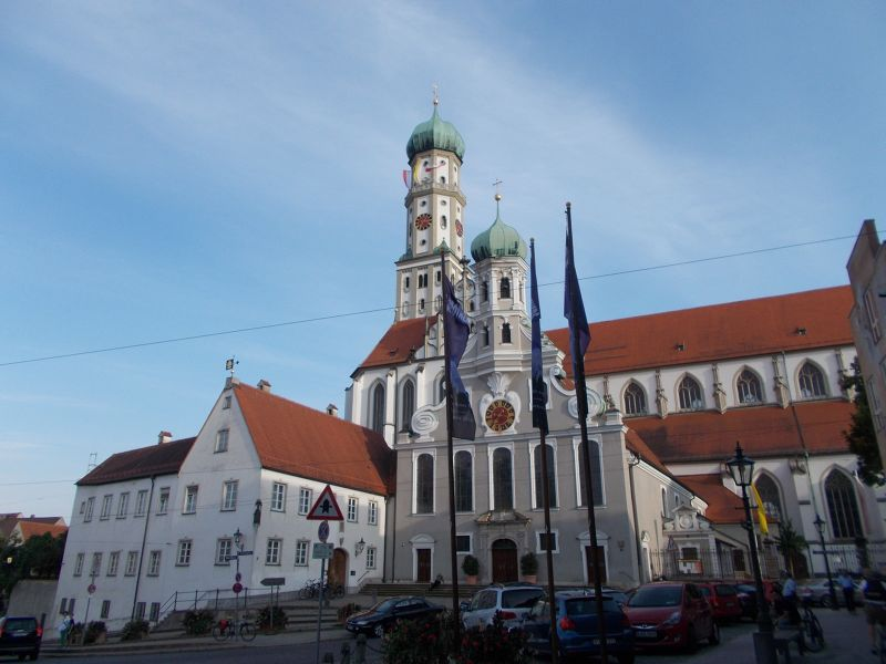 St. Ulrich's and St. Afra's Abbey