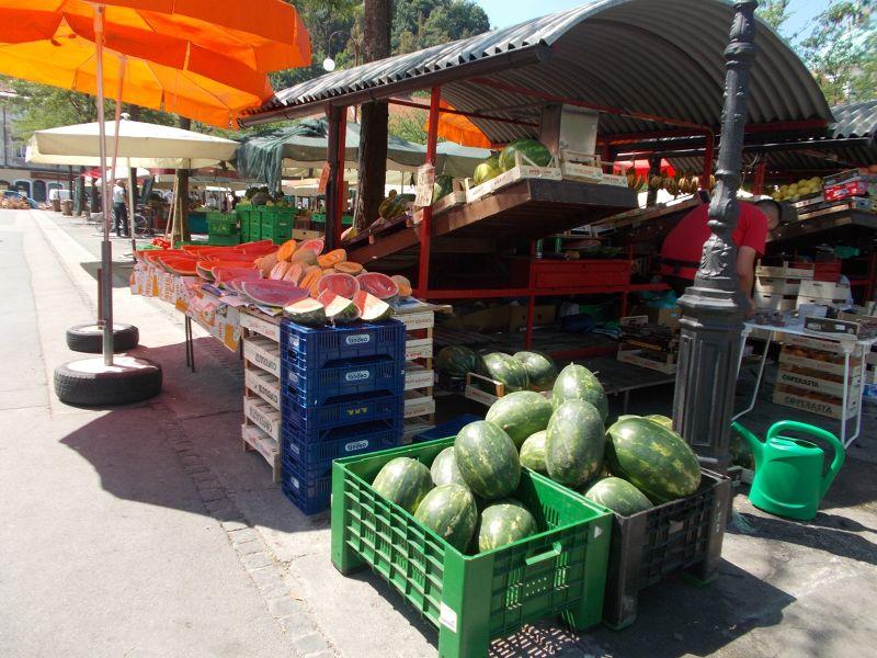 The Market Revisited - Ljubljana