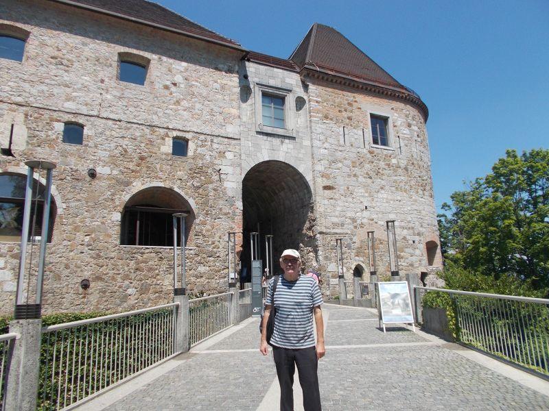 Ljubljana Castle Revisited - Ljubljana