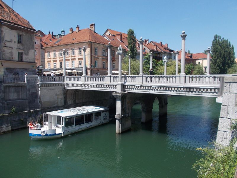 Shoemakers' Bridge - Ljubljana