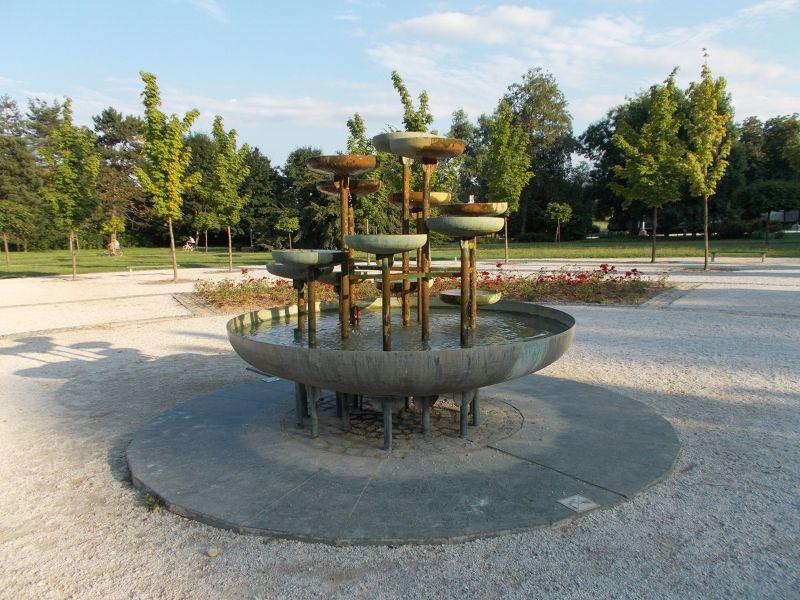Tivoli Park Revisited - Ljubljana