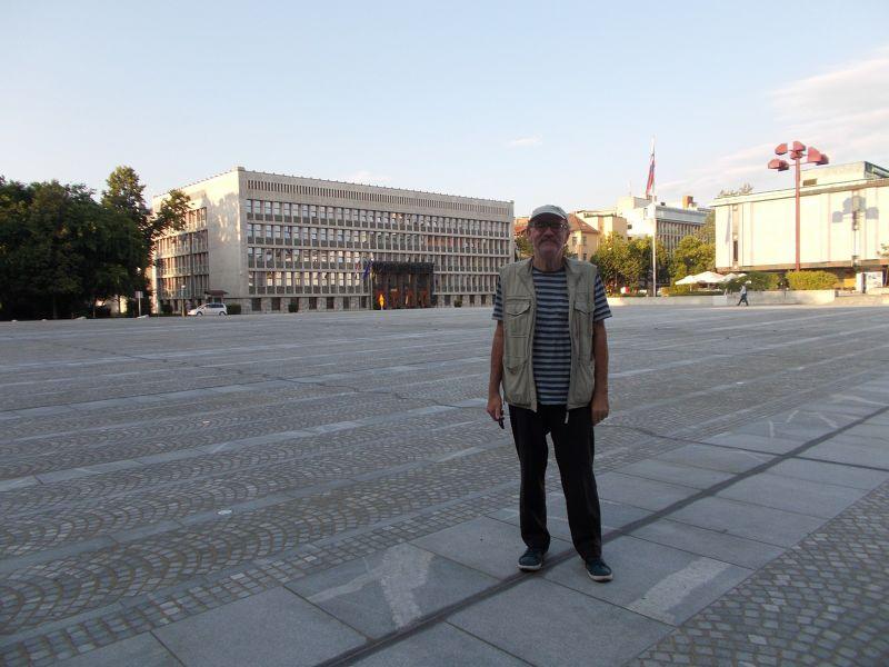 Republik Square Revisited - Ljubljana