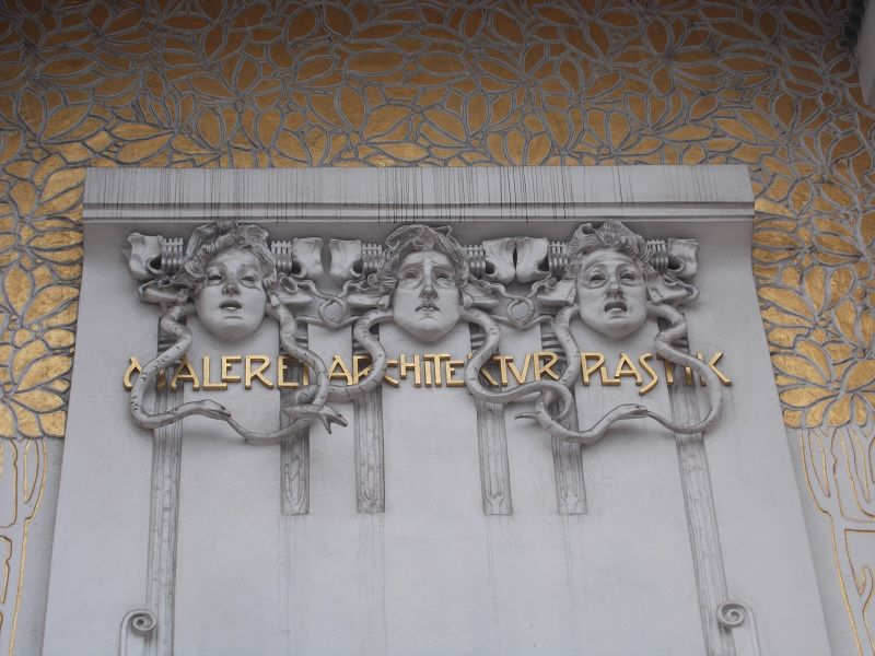 The Secession Building - Vienna