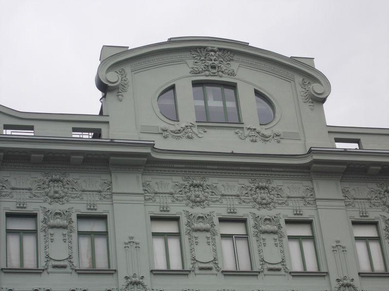 Linke Wienzeile - Vienna