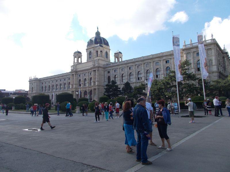 The Museums Quarter - Vienna