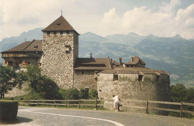 Vaduz Castle - Liechtenstein