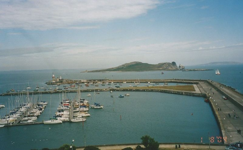 Howth and Ireland's Eye. - Ireland