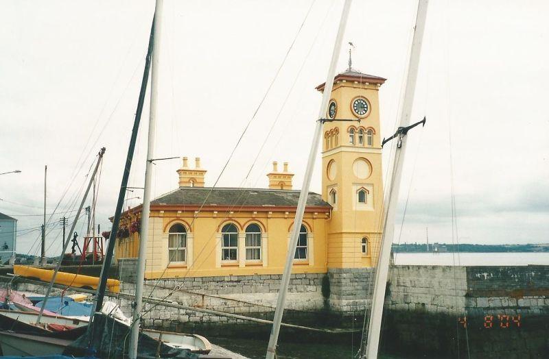 Cobh Town Hall. - Ireland
