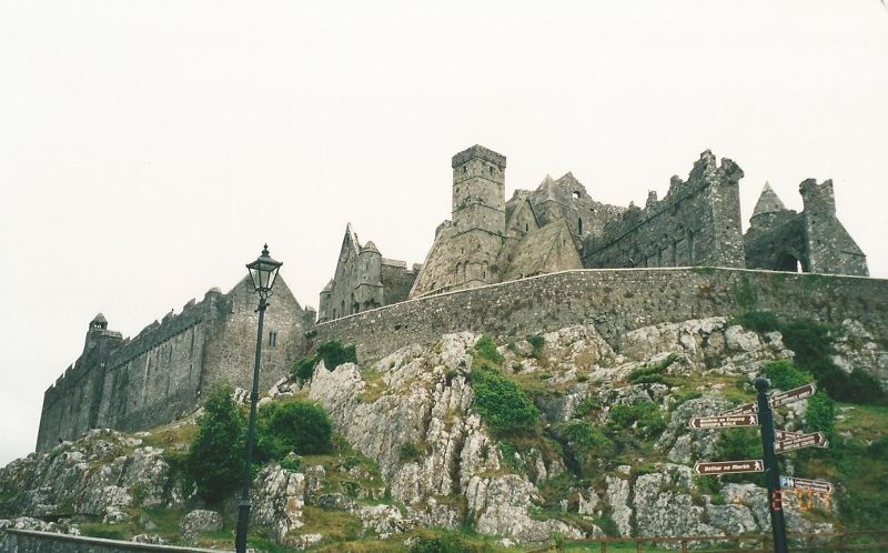 The Rock of Cashel - Ireland