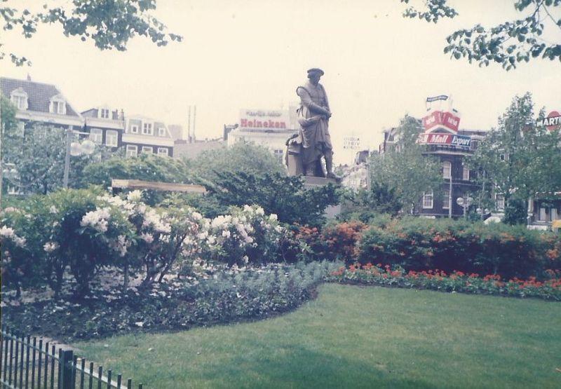 Rembrandt Square - Amsterdam
