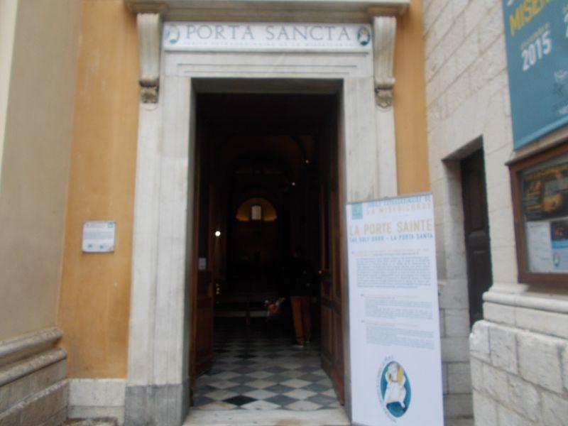The Holy Door. - Nice