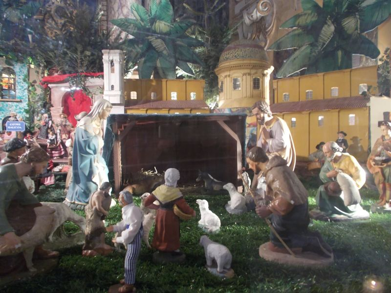 Nativity Scene. - Nice