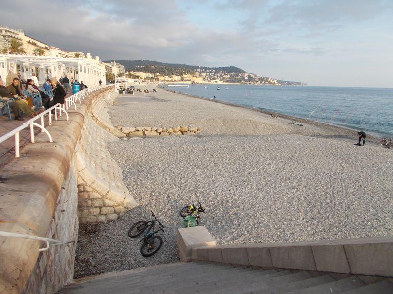 Promenade des Anglais. - Nice
