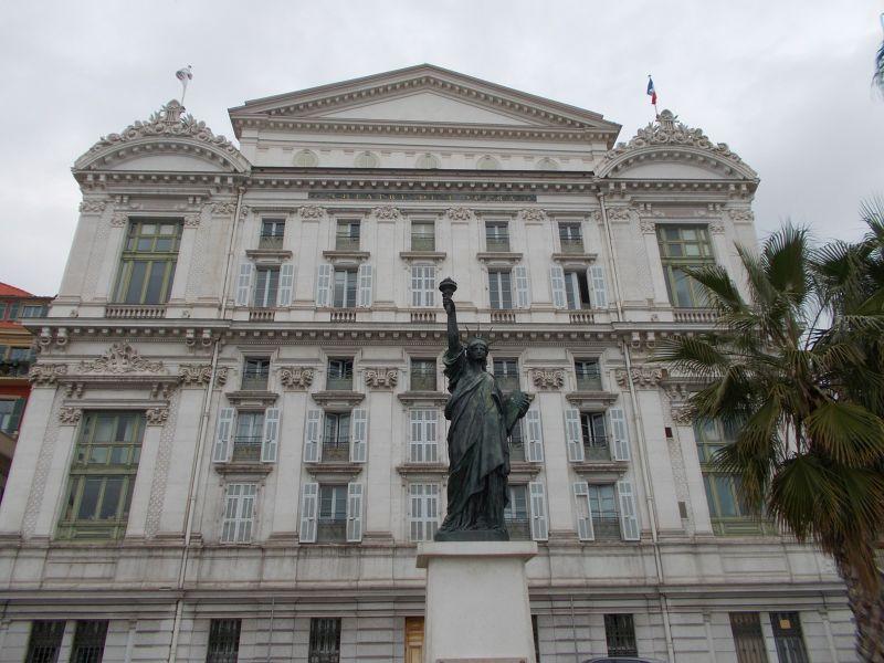 The Opera House. - Nice