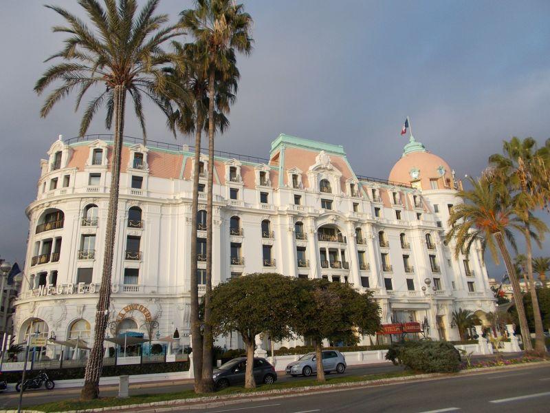Hotel Negresco. - Nice
