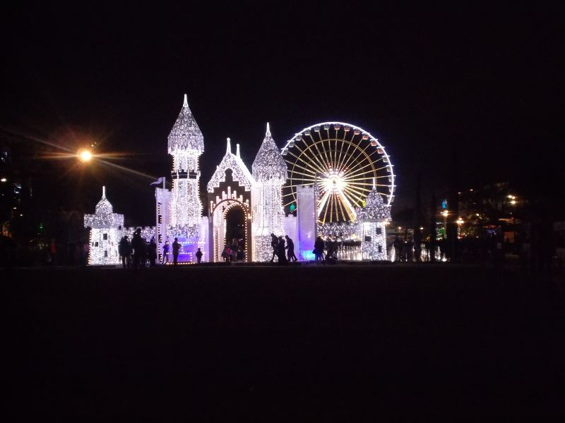 The Promenade Du Paillon