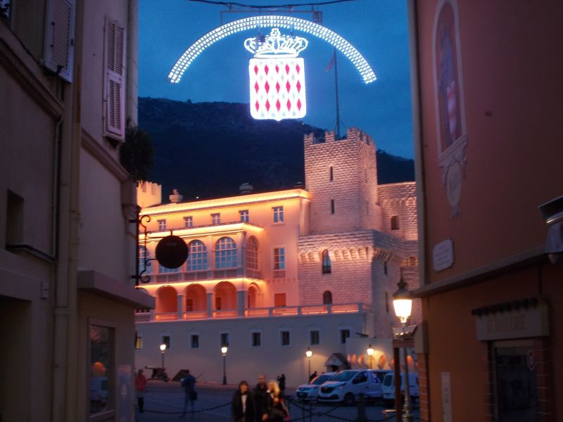 The Prince's Palace - Monaco