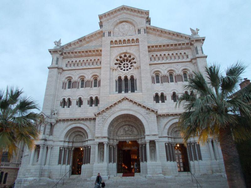 Monaco Cathedral - Monaco