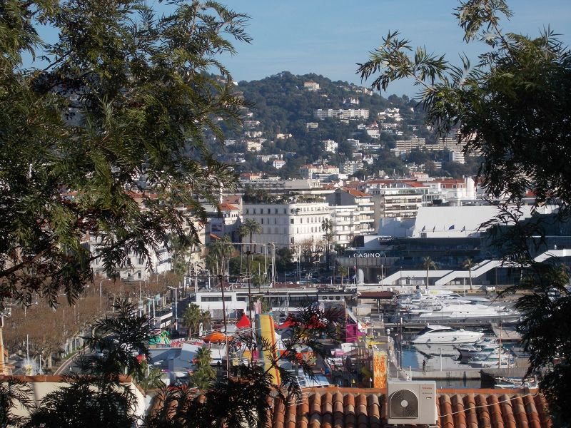 Views from Le Suquet - Cannes