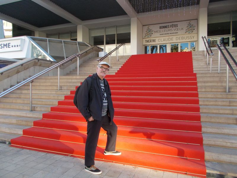 The Palais des Festivals - Cannes