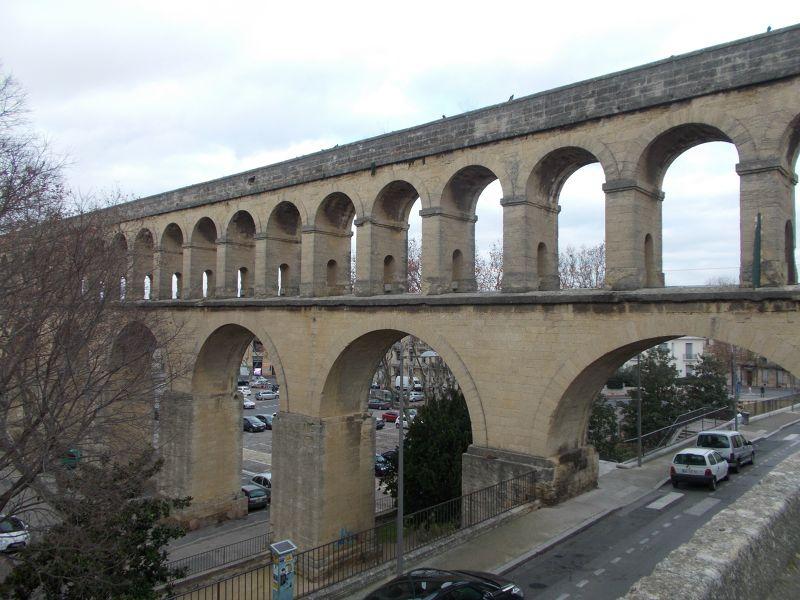 Aquaduct Saint-Clément