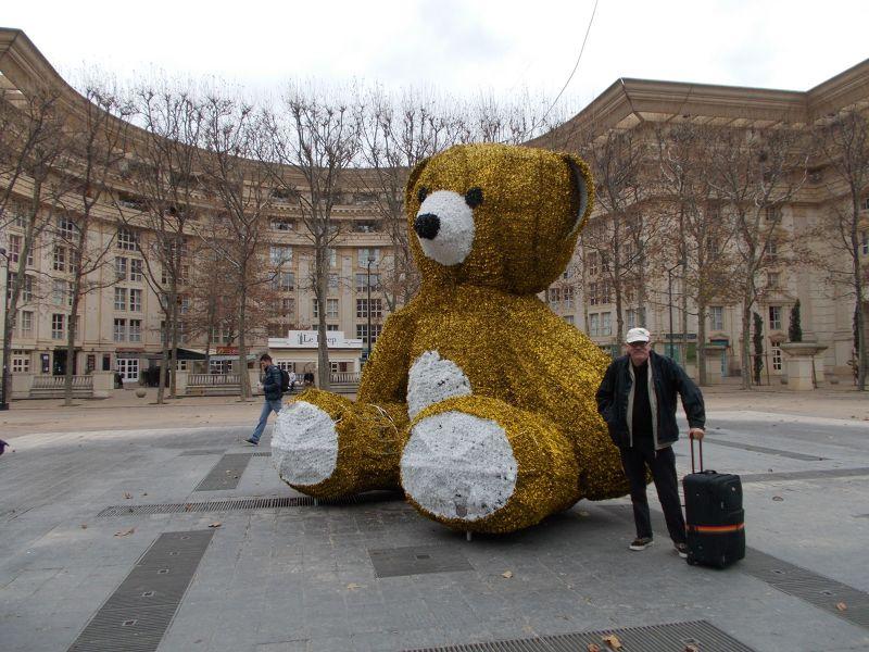 Antigone. - Montpellier
