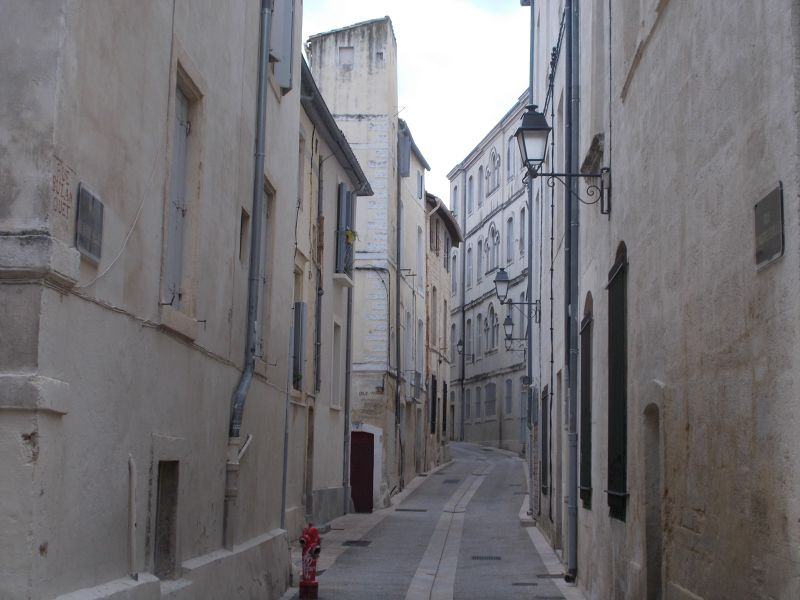 Montpellier Old Town.