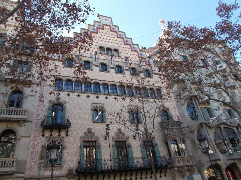 Casa Amatller. - Barcelona