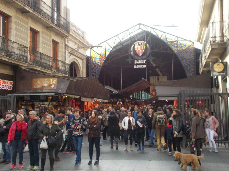 Mercat de San Josep - Barcelona